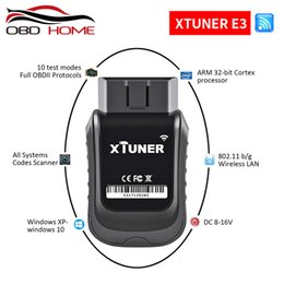 Code Engine Australia - XTUNER E3 Wifi OBD2 Car Diagnostic Tool ODB2 ABS Engine SRS AC Read Fault Code Automotive Scanner Free Upgraded Vpecker Easydiag