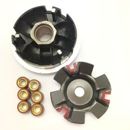 chinese engine parts NZ - KOSO High Performance Variator Set with Copper Rollers For Chinese GY6 125cc 150cc Scooter 152QMI 157QMJ Engine Parts