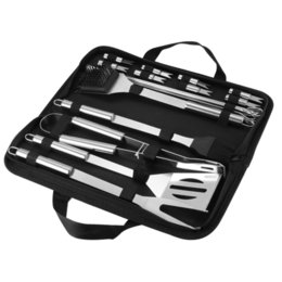bbq grill tool set Australia - Home BBQ Grill Tool Set Stainless Steel Barbecue Grill Accessories Utensils Kit In Portable Case