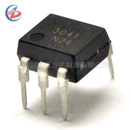 $enCountryForm.capitalKeyWord Australia - 10Pcs MOC3041 3041 DIP6 Bidirectional driver integrated circuit