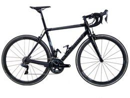 $enCountryForm.capitalKeyWord Australia - T1000 UD Black on Black Colnago C64 Complete Bicycle With R8010 Groupset , Colnago 50mm carbon wheels with 23mm A271 Hubs free shipping