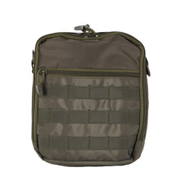 Bag tactical cordura online shopping - Molle Tactical Black Hawk Outdoor Travel quot Laptop IPAD Cordura Crossbody Shoulder Backpack Sustainment Bag Army Durable New