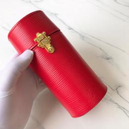 Quality pillow cases online shopping - New women luxury handbag High Quality case bottle Travel perfume box handbag brand designer ml bag