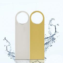 $enCountryForm.capitalKeyWord Australia - Dtse9 Waterproof Drives 64gb 32gb 16gb 8gb 4gb Steel Meta Gold silver Flash Drive Pendrive Usb Memory Stick