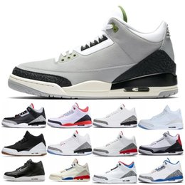 Free Soccer Shoes Australia - Men Designer Basketball Shoes Mocha Katrina Tinker JTH NRG Free Throw Line Black Cement Korea Pure White Trainer Sport Sneaker Size 41-47
