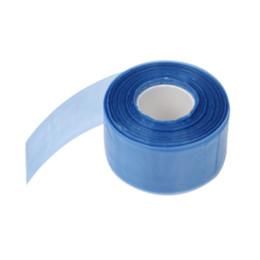 $enCountryForm.capitalKeyWord UK - 200pcs box Plastic Disposable Covers for Glasses Legs Slender Bag Salon Hair Dyeing Coloring Protector DIY Hair Styling Tool