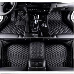 $enCountryForm.capitalKeyWord Australia - Luxury custom Car Floor Mats For Acura TL ILX MDX RDX RLX TLX TSX 2006-2019