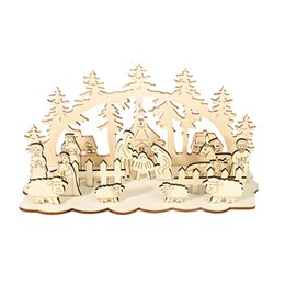 $enCountryForm.capitalKeyWord Australia - Party DIY Home Gift Wooden Craft Table Round Square 3D Ornaments Children Portable Christmas Decorations Festival