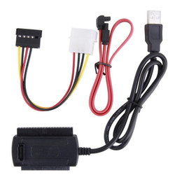 $enCountryForm.capitalKeyWord Australia - 3 IN 1 SATA PATA IDE to USB 2.0 Cable Drive Adapter 2.5 HDD Converter Cables For 3.5inch Hard Drive FE