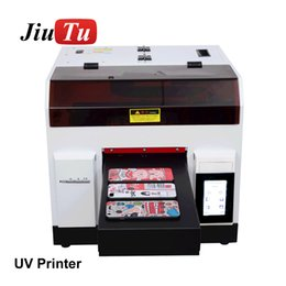 Printers for t shirt Printing online shopping - A3 UV Printer Printed Head For Cylindrical T shirt Wood D Rotation Embossed Printer Machine Factory Directly Sales