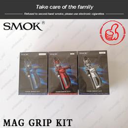 $enCountryForm.capitalKeyWord NZ - Original SMOK Mag Grip Kit with TFV8 Baby V2 Tank Baby V2 coils S1 0.15Q Single Mesh Baby V2 S2 coils DHL Free