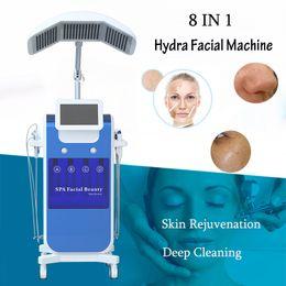 Home oxygen facial macHine online shopping - Hydra facial machine skin whitening hydro diamond dermabrasion oxygen facial mask home diamond peeling machine price