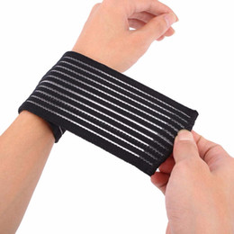 $enCountryForm.capitalKeyWord UK - Relefree Fitness Cotton Strength carpal tunnel Bandage Wrist Straps Sport Wristbands Wrist Protector Strap Safety Support