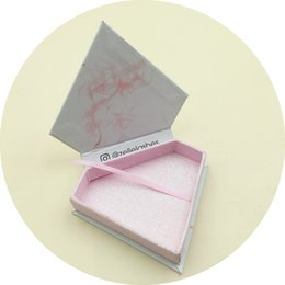 $enCountryForm.capitalKeyWord Australia - Mink Lashes Individual Eshinee 25mm Eyelashes Package Box Private Label Eyelashes