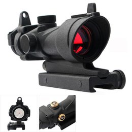 $enCountryForm.capitalKeyWord NZ - New Tactical 1x32 Red Dot Sight Scope 20mm Rail Mount Brightness Adjustable High Quality Frosted Aluminum Red Coating Lens.