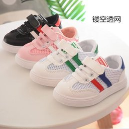 Shoes For Summer Korean Australia - New hollow-out small white shoes for boys and girls in summer of 2019 Korean version of breathable hollow board shoes for students