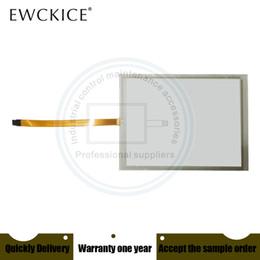 Venta al por mayor de Original de la pantalla táctil de la pantalla táctil del panel de membrana NUEVO AD-01-150-10.4-4RU PLC HMI Industrial