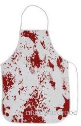 $enCountryForm.capitalKeyWord Australia - Costume Accessories Halloween Bloody Apron White Party Decoration Cosplay Costumes