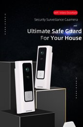 $enCountryForm.capitalKeyWord UK - Vikewe M14 Video Doorbell Smart Wireless WiFi Security Door Bell Visual Recording Home Monitor Night Vision Intercom door phone car dvr