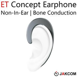 Wholesale JAKCOM ET Non In Ear Concept Earphone Hot Sale in Headphones Earphones as smart watch man reloj android mobile controller