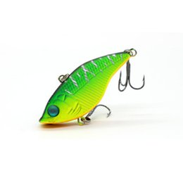 $enCountryForm.capitalKeyWord Australia - wobbler lure 1PCS 5cm 14.5g 6# hooks Winter Fishing Hard Bait VIB Lead Inside Ice Sea Fishing Tackle Diving Swivel Jig Wobbler Lure