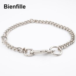 Long Chains For Men Australia - Wholesale Fashion Snake Chain Choker Necklace Lobster Clasps Long Vintage Chain Necklace For Men Women Y19050802