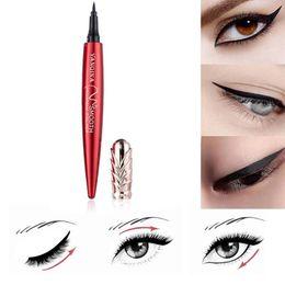 $enCountryForm.capitalKeyWord Australia - Make up Black Eyeliner Pencil Waterproof Eye Liner Pen Professional Eye Makeup Long-lasting Cosmetic Tool Dropship