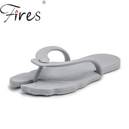 $enCountryForm.capitalKeyWord Australia - Fires Men Summer Slippers EVA Soft Foldable Flip Flops Couple Lightweight Water Shoes Unisex Outdoor Casual Shoes Male Loafers