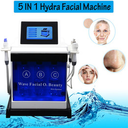 Bio lifting machine online shopping - Hydrafacial dermabrasion machine Oxygen care Diamond Microdermabrasion facial peeling BIO Face Lift Ultrasonic Machine Deep Cleaning