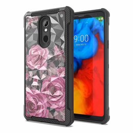 $enCountryForm.capitalKeyWord Australia - 3D Diamond Pattern Anti Impact Case Cover For Samsung S10e S10 Plus S8 S9 Note 8 Note 9 J7 Star J3 2018