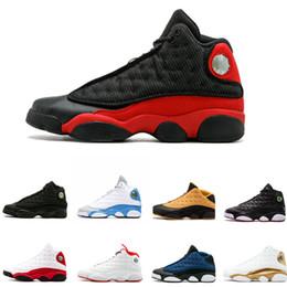 brand new 5817b 82483 qualité pas cher nouvelle 13 Jumpman 13s chaussures de basket-ball pour  hommes baskets femmes formateurs de sport chaussures de course pour hommes  designer ...
