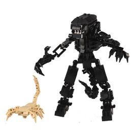 "$enCountryForm.capitalKeyWord Australia - Building Construction Toys Blocks 20""20cm Alien Action Figure Classic Model Collectible Assembling building blocks Toy doll"