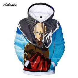 $enCountryForm.capitalKeyWord Australia - Aikooki One Punch Boys 3D Hoodies Sweatshirt Cool Game Anime Autumn Winter Handsome Coats Men Women 3D hoodie ONE PUNCH-MAN Tops