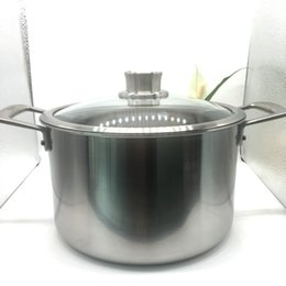 $enCountryForm.capitalKeyWord Australia - Hot sale titanium camping kitchen With glass cover titanium camping gear for sale factory wholesale soup pot best price best quality