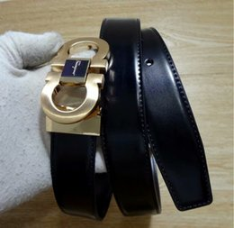Designer Leather Trousers Australia - Designer Belts Men High Quality Leather Mens Belt Luxury genuine leather Automatic buckle belts For men's trousers