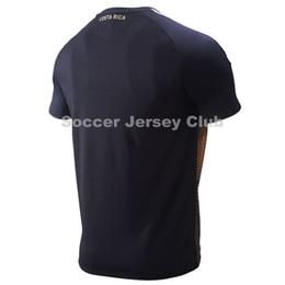 04afbc5ced 2019 Gold Cup New third soccer jersey 2019 2020 black and gold third kit  football shirts home away Camisa de futebol Maillot Foot