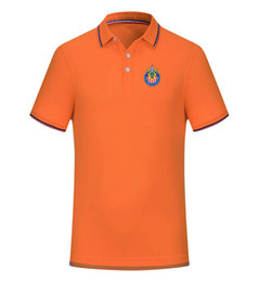 Wholesale polo t shirt usa for sale – custom Chivas USA Football Team New Men s T shirt Clothing Golf Polo T Shirt Men s Short Sleeve Polo Basketball T shirt