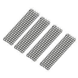 spike mat Australia - Cat Scat Mat With Spikes Cat Deterrent Outdoor Mat For Garden Fence 4Pack