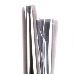 $enCountryForm.capitalKeyWord Australia - SUNICE House Build Decoration VLT20% Silver Solar Tint Film One Way Vision Privacy Protection Window Sticker 1.52x15m Roll