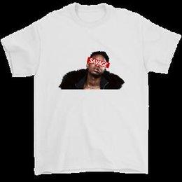 $enCountryForm.capitalKeyWord NZ - 21 Savage ISSA Knife Tee Shirt