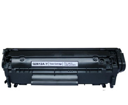 Applicable easy to add powder hp12a toner cartridge hp1020 m1005 HP1010 Q2612A LBP2900 wholesale on Sale