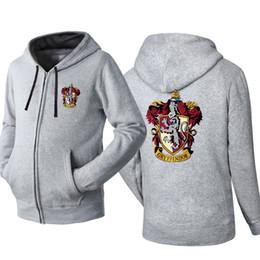 b8c1e7a25551 Harry Potter hoodie Men Sports Casual Wear Fashion Personality Hoodies  Zipper Sweatshirt Male Hoody Spring hoodie Cardigan Sweater