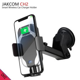 Gadgets Sale Australia - JAKCOM CH2 Smart Wireless Car Charger Mount Holder Hot Sale in Cell Phone Mounts Holders as phone accessory gadgets smart fixie