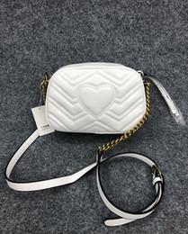$enCountryForm.capitalKeyWord NZ - Newest style famous brand Most popularq chain handbags womens bags designer feminina small bag wallet 21CM