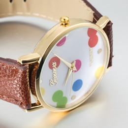 Ladies Bronze Wrist Watches Australia - Fashion Wrist Watch Women Watch Ladies Quartz Wristwatches For Woman Clock Female Hours Hodinky Montre Femme Large Dial PU
