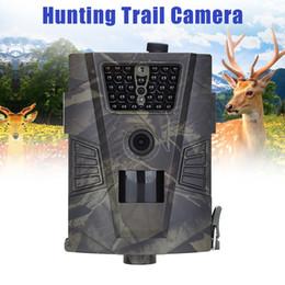 2018 Новый HT-001 охота Trail камеры 940 нм дикие камеры GPRS IP54 ночного видения для животных фотоловушки охота XNC