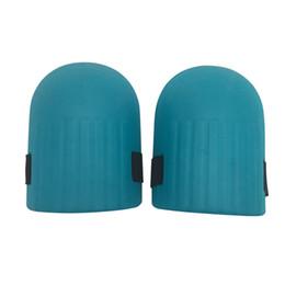 $enCountryForm.capitalKeyWord Australia - Men Women Anti Slip Knee Pads Easy Fit Soft Adjustable Strap Ribbed Wear Resistant Waterproof Home Gardening EVA Cleaning