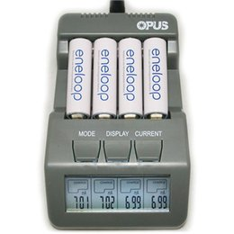 $enCountryForm.capitalKeyWord NZ - Opus BT-C700 NiCd NiMh LCD Digital Intelligent 4-Slots Battery Charger - US Plug