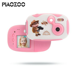 Toys Cameras Australia - Children's Educational Toddler Toys Photo Camera Kids Mini Toy Camera With Neck Strap Photography Gifts For Above 3 Year Old P20 J190521