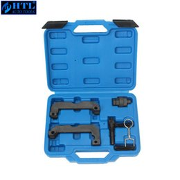 Camshaft Kits Australia - T40133 5PC Timing Tool Set For VW AUDI 2.8T 3.0T TFSI Camshaft Locking Tool Kit